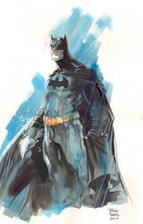 Batman commission by RodReis