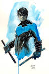 Nightwing commission