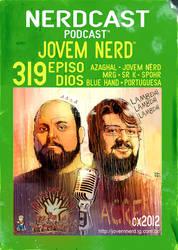 Jovem Nerd Atari by RodReis