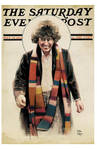 Tom Baker Evening Post