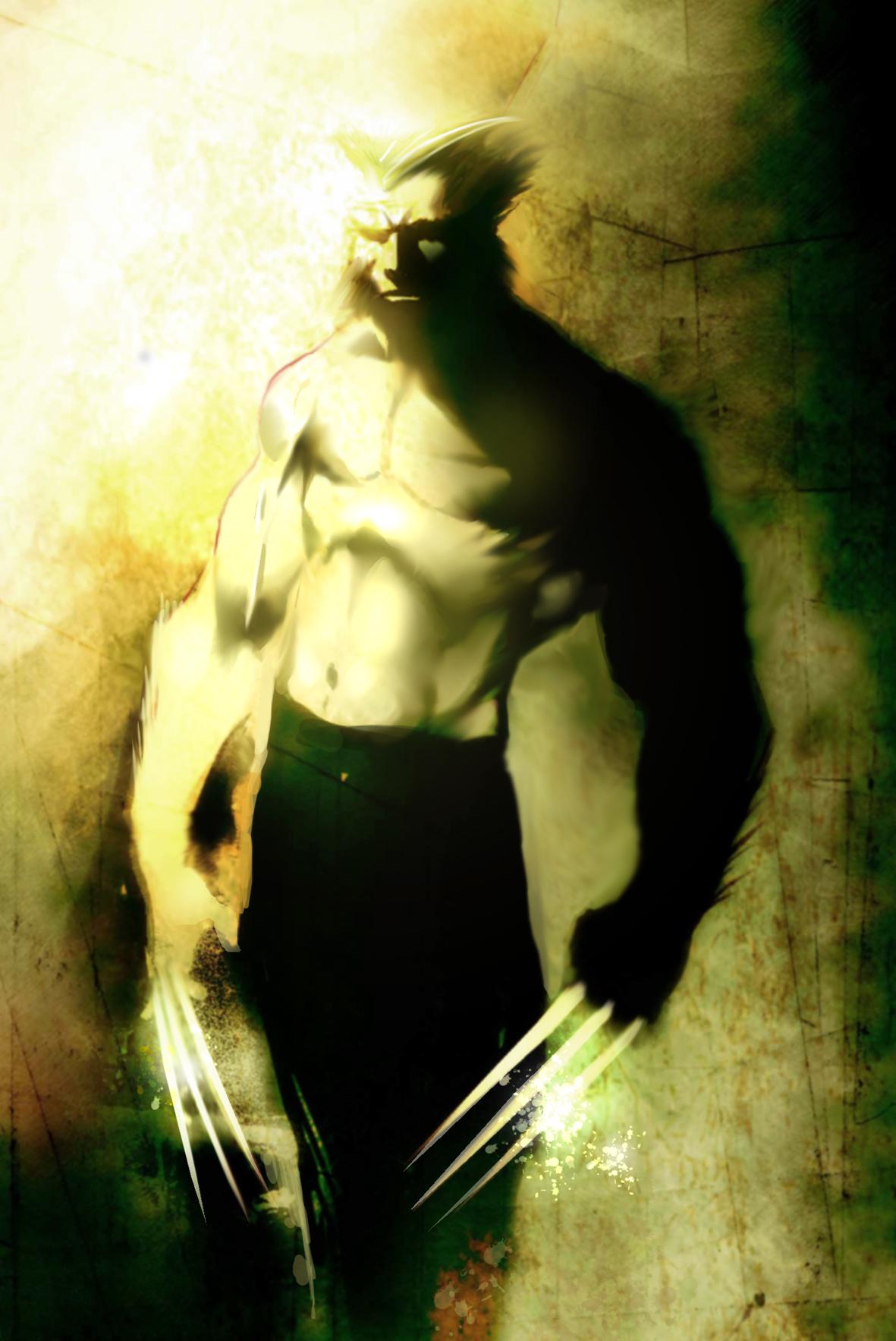Wolverine by RodReis