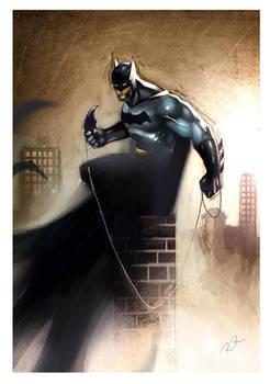 Watching Batman