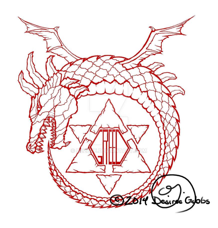 Fullmetal Alchemist Ouroboros With GREED 1 By Dezure