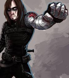 The Winter Soldier by DeeaLov3