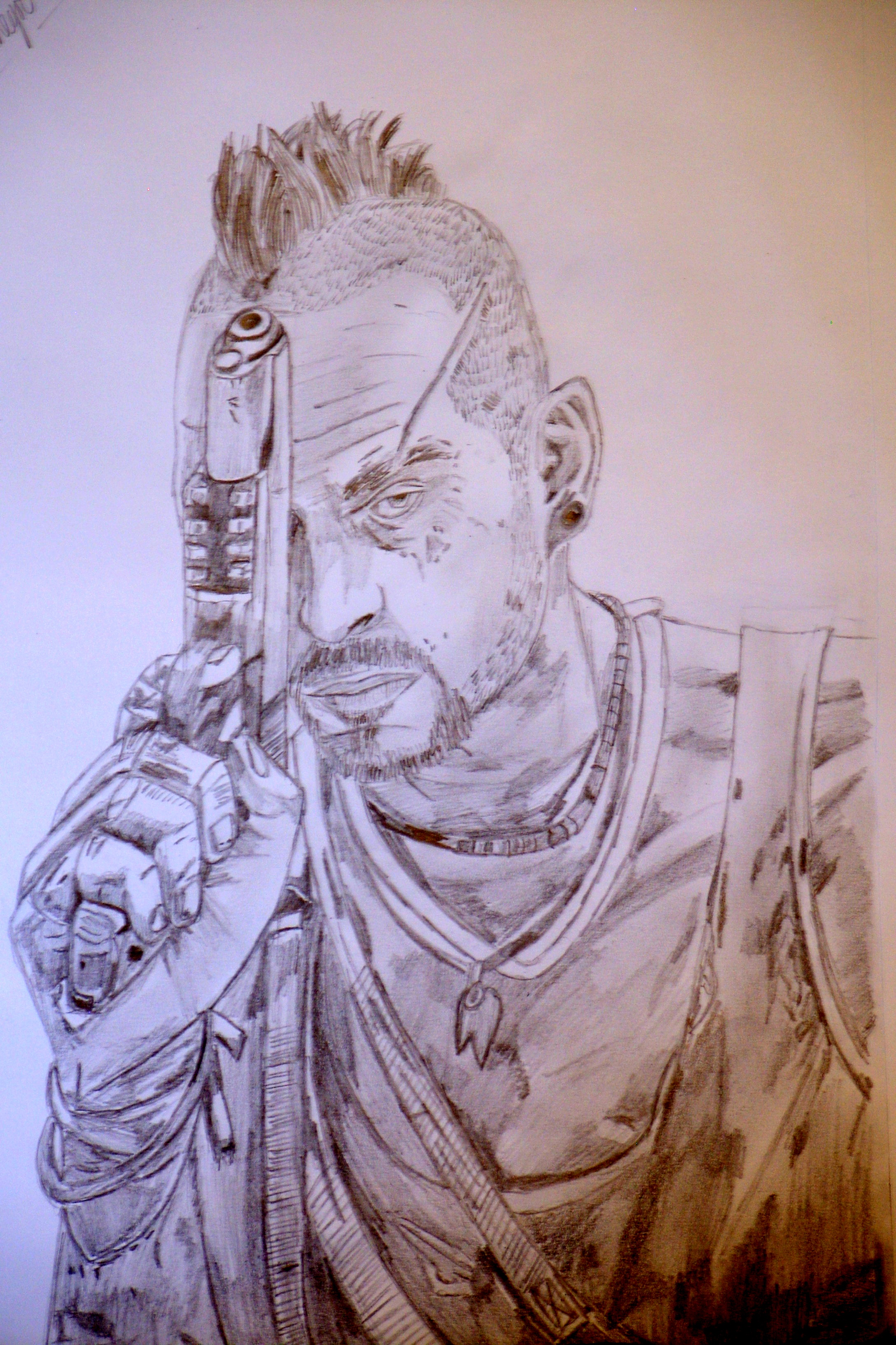 Vaas Montenegro - Far Cry 3 by nath2897 on DeviantArt