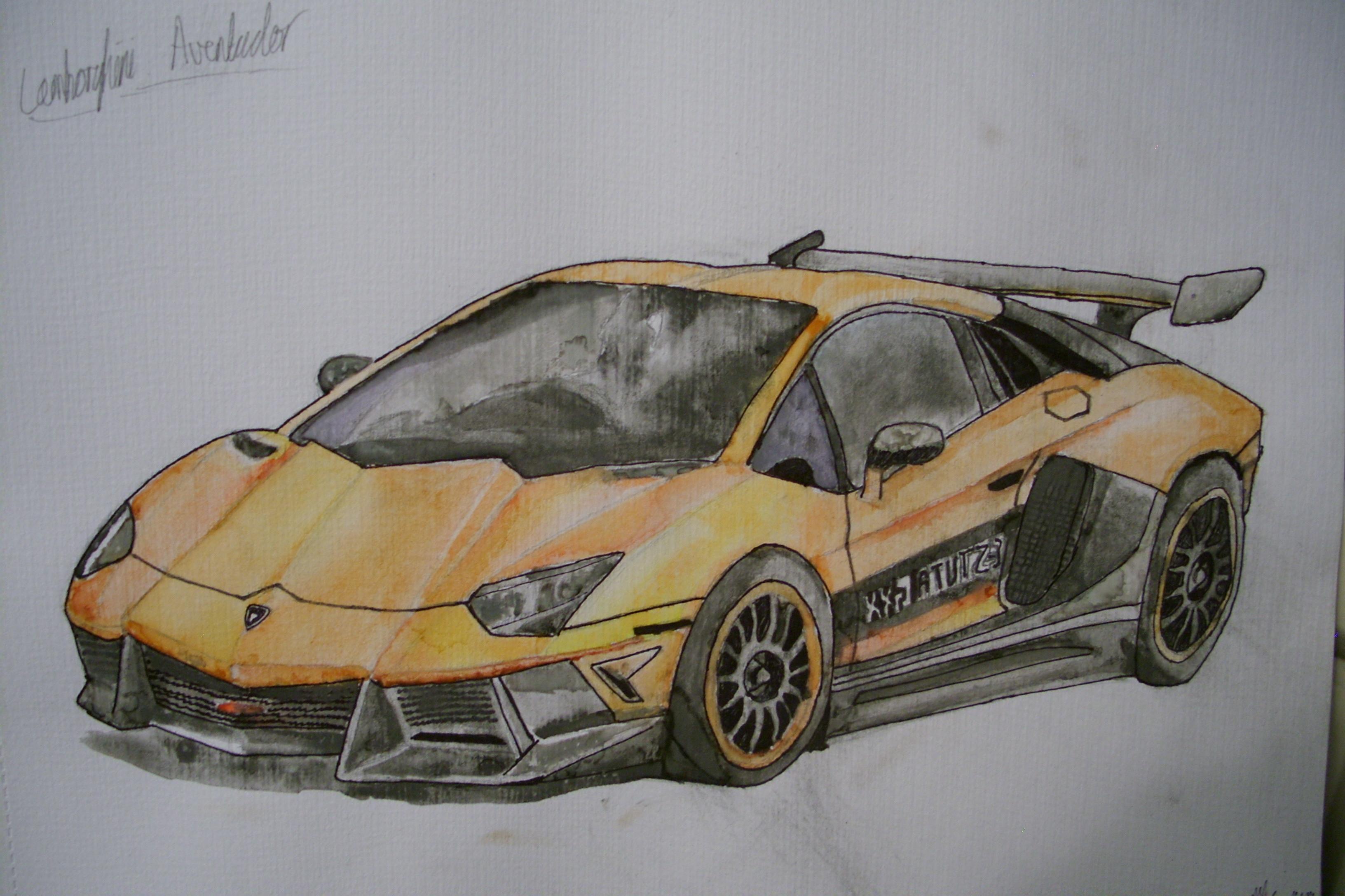 Lamborghini Aventador Gxx Estatura By Nath2897 On Deviantart