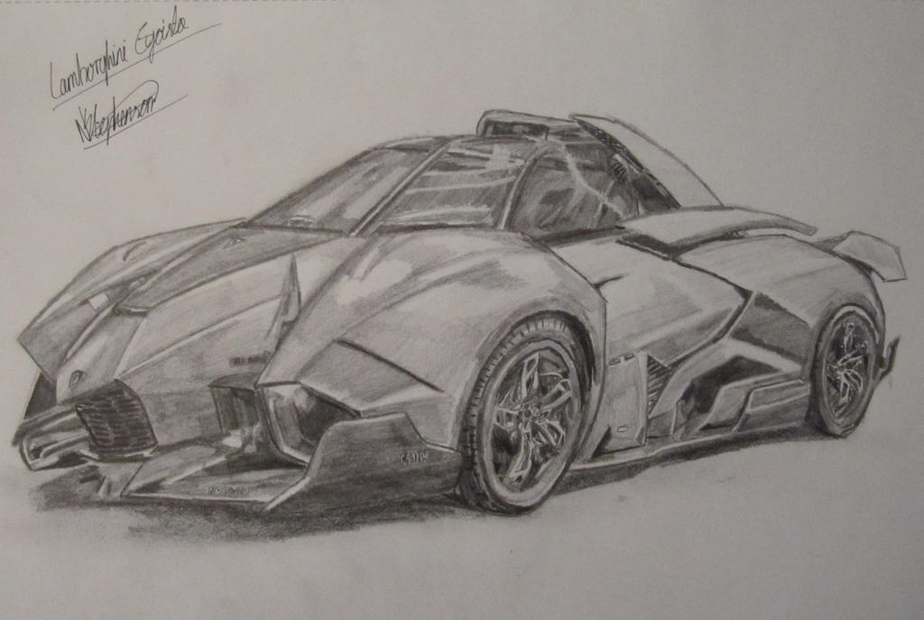 Lamborghini Egoista by nath2897 on DeviantArt