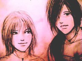 Faris and Lenna