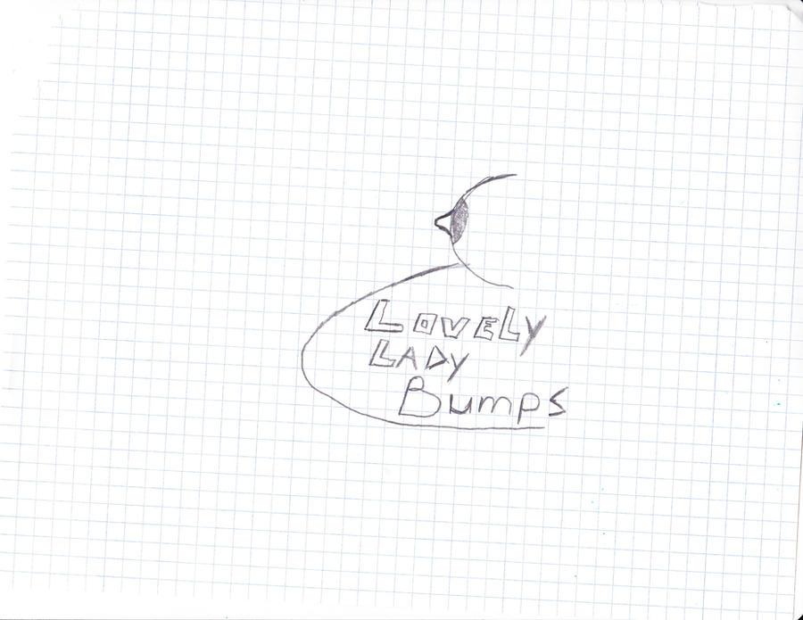 lovelyladybumps logo by preggobellies707
