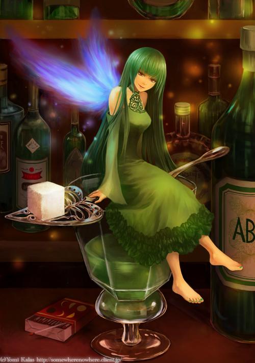 Absinthe by jbhoney