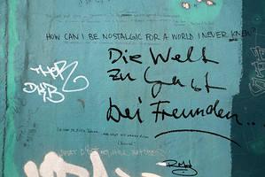 berlin wall found text2 by fragilemidnight