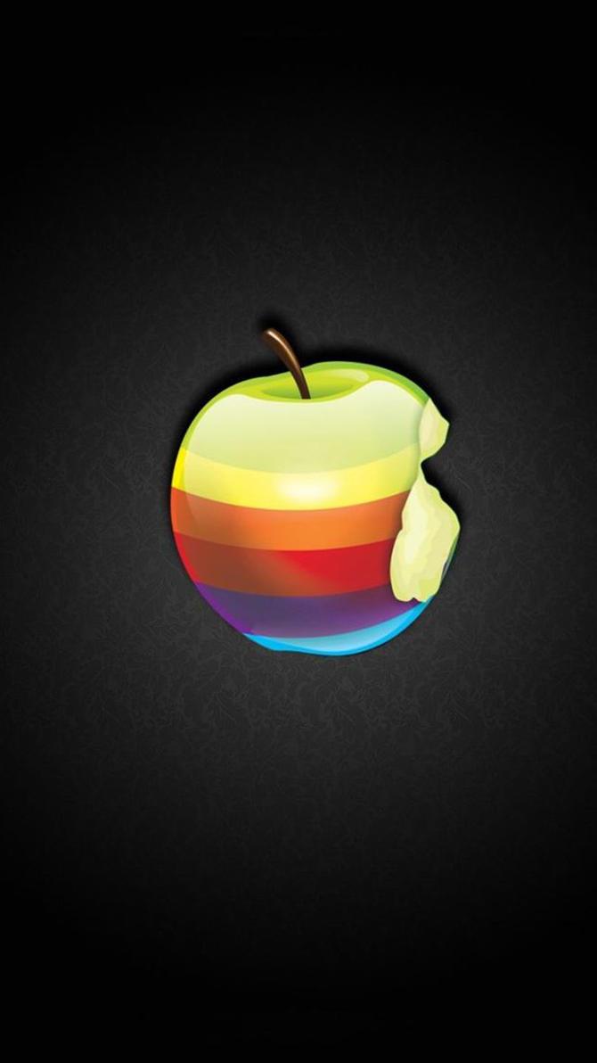 apple logo iphone wallpapers hdangelk3215 on deviantart