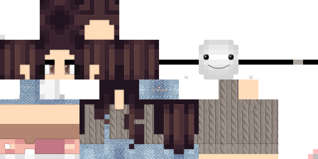 Minecraft Png Skins - Minecraft Hd Skins #1171229 - PNG Images - PNGio | 512x1024