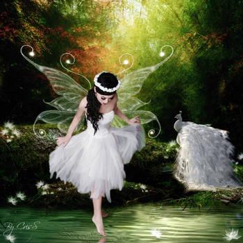 Fairy by CrisSolimann