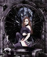 Dark Angel by CrisSolimann