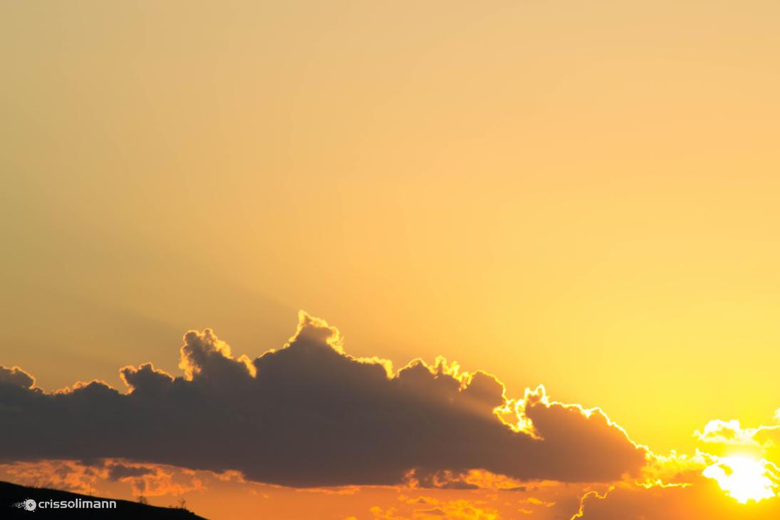 Por do sol by CrisSolimann