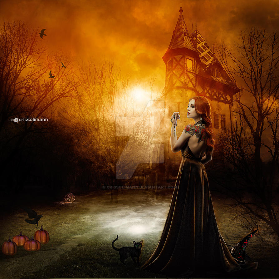 Abracadabra Sally by CrisSolimann