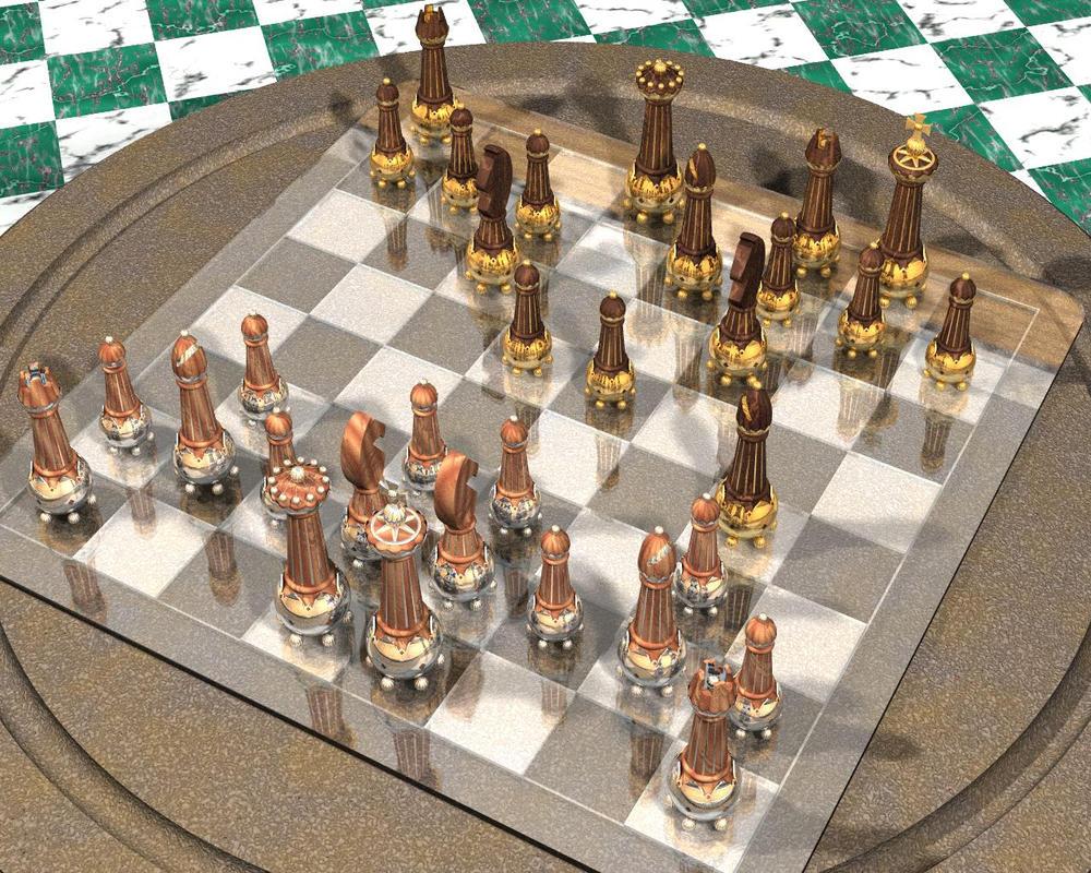 dp3d - chess 2a by darkphoenix