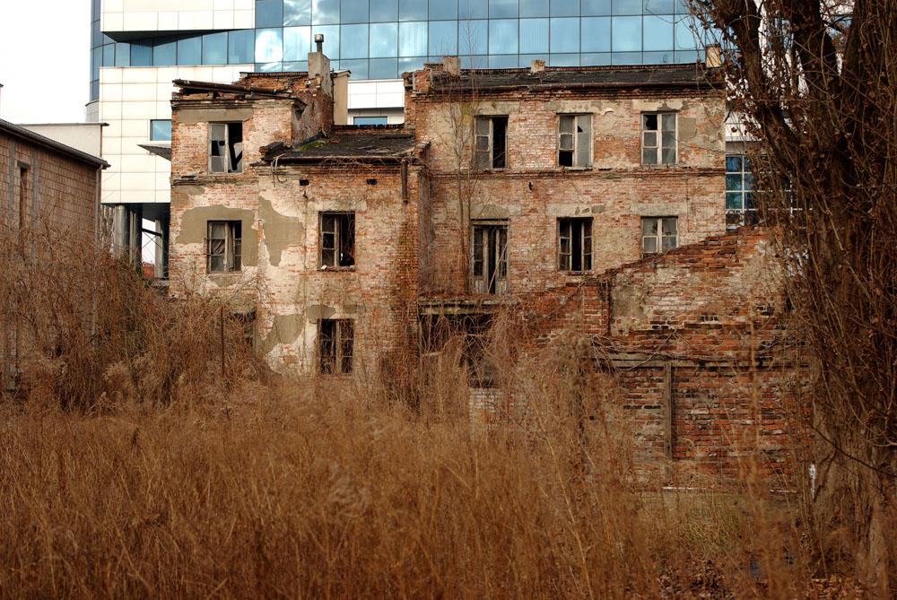 Dom na Mogilskiej II by only-melancholy