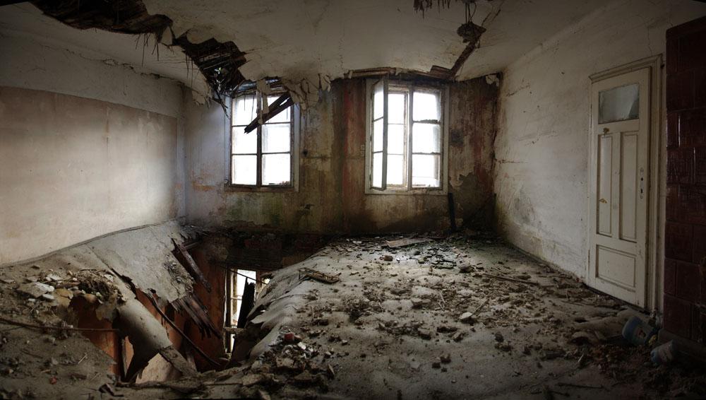 Dom na Mogilskiej IV by only-melancholy