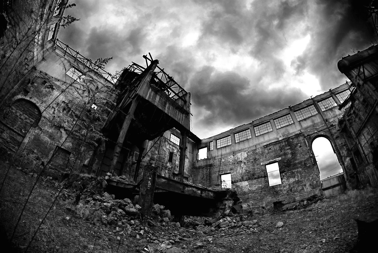 gasworks I by only-melancholy