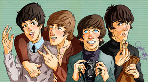 The Fab Four!