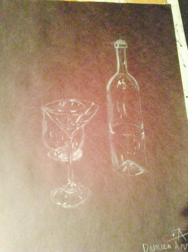 Glass stuff by Damfurrywolf