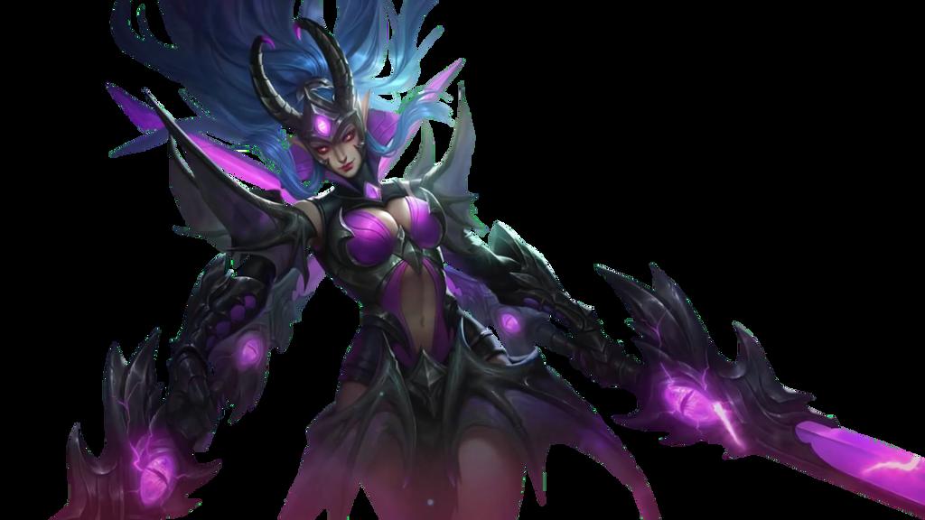 Mobile Legends Karina transparent: Doom Duelist by b-la-ze ...