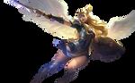 Mobile Legends Freya transparent (4)