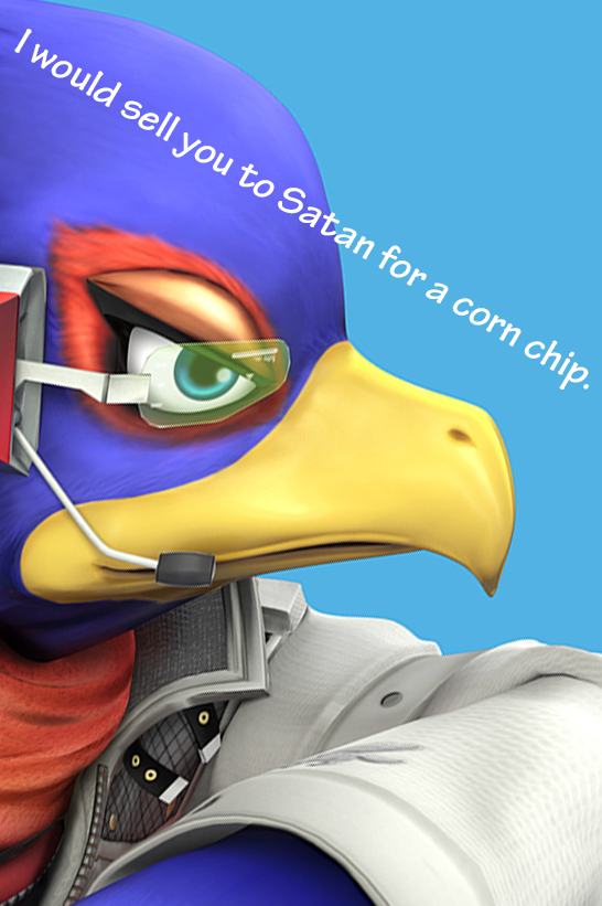 Falco's New Taunt by tales06