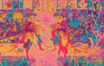 Crisis On Infinite Earths Fan Art Poster (178)
