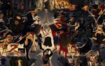 Crisis On Infinite Earths Fan Art Poster (270)