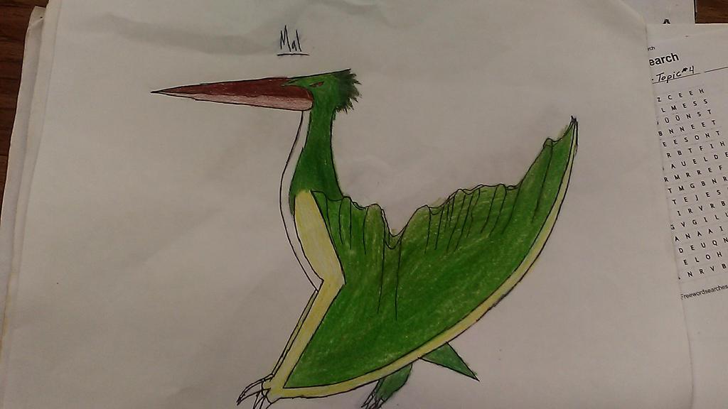 Mal- darbi Fanart by Reptile829