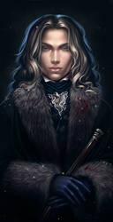 Lestat by Diablera