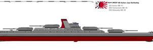 Kaiten class Battleship by Davinci975