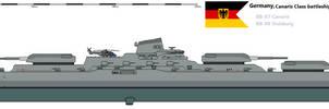 Canaris class battleship
