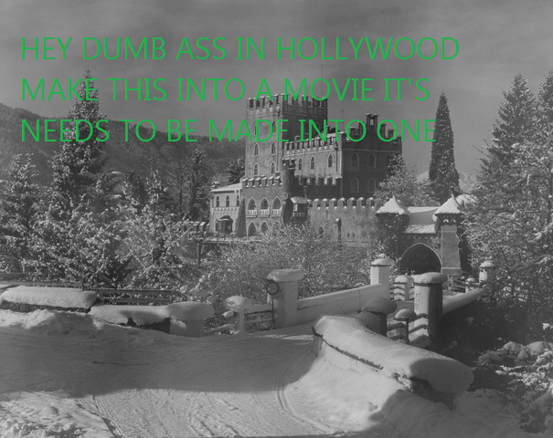 Dumb Ass In Hollywood by Davinci975