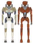 Hk-47 new body form reborn Eternal Empire droid