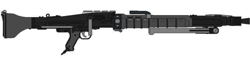Blastech DLT-27 by Davinci975