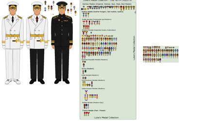 admiral Reznov WIP by Davinci975