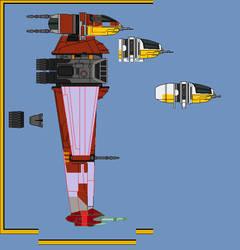 B-wing mk 2 wip