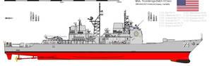 Ticonderoga-class cruiser Batch III