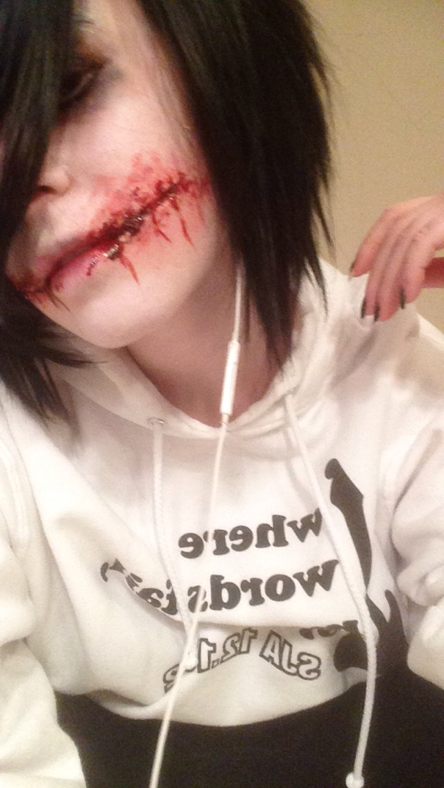 Jeff the killer by KittyGinger