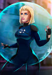 Sue Storm by Teban1983