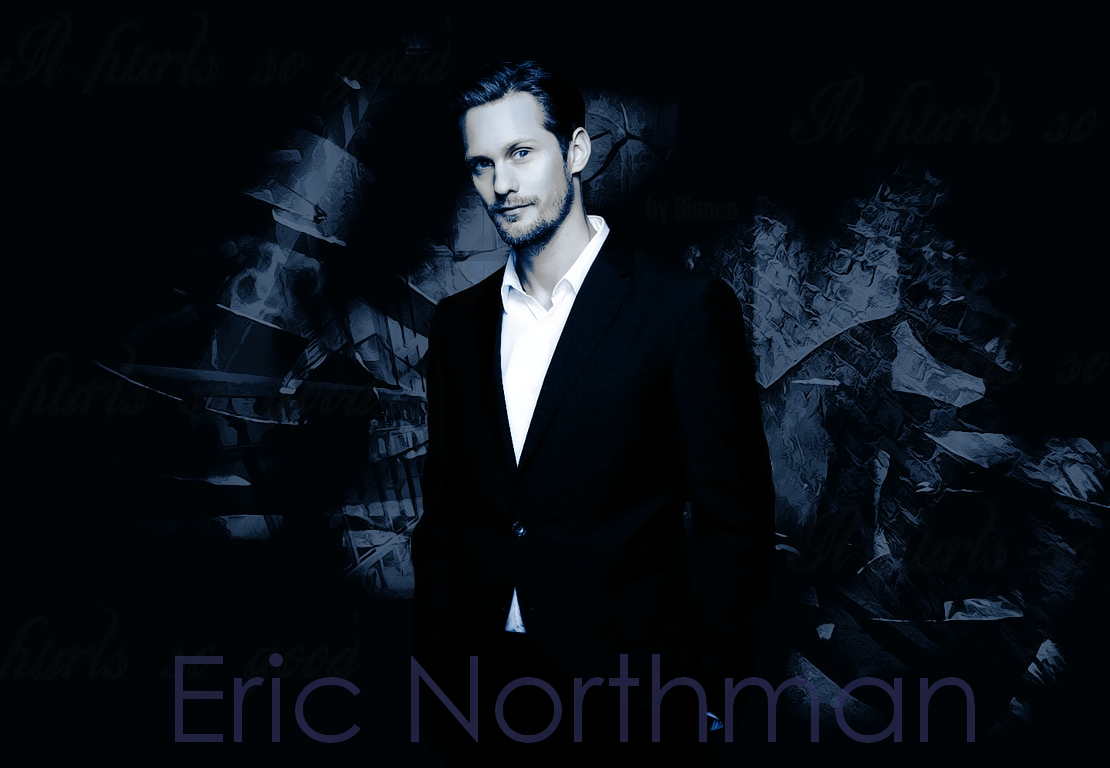 Eric Northman by BiaLSilva