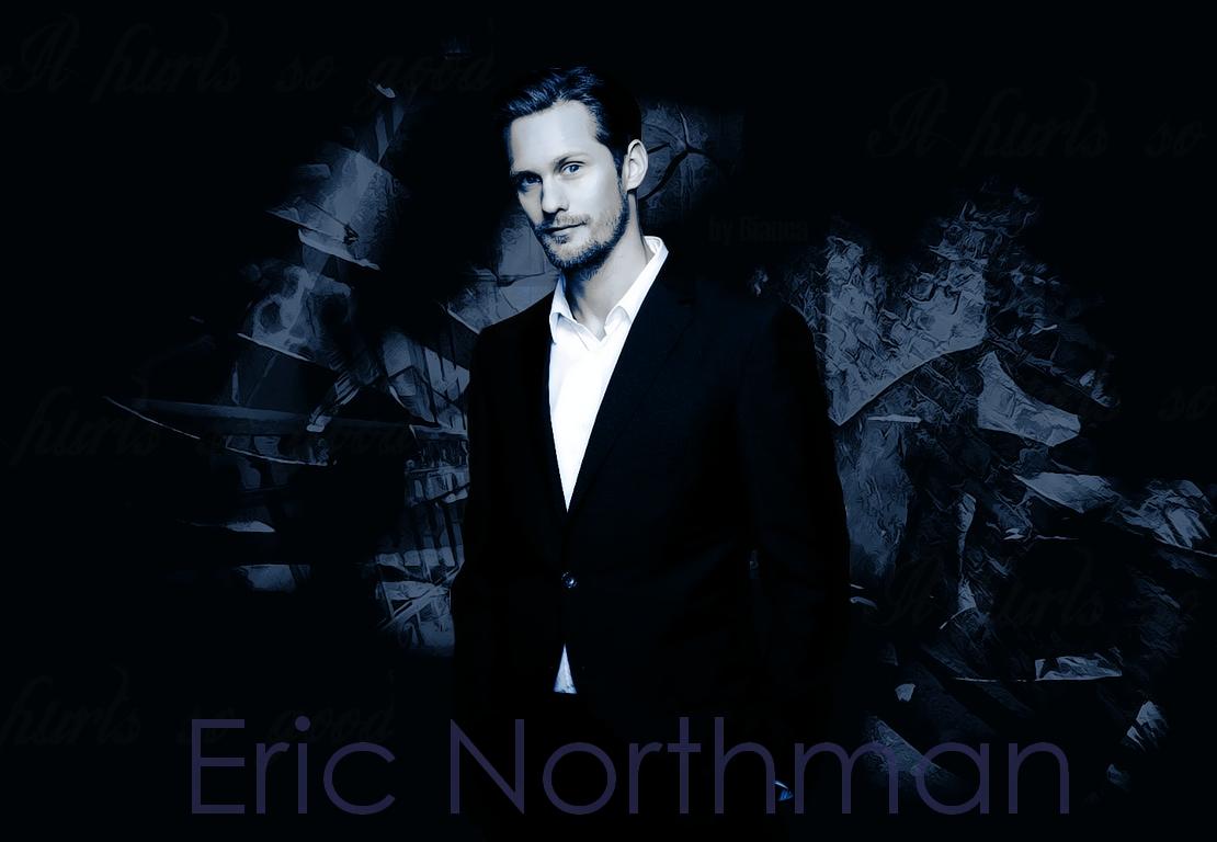Eric Northman by BiaLSilva