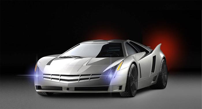 General Motors Batmobile