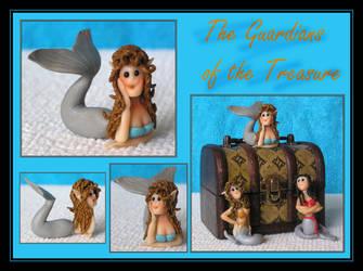 The Guardinans of the Treasure by Nadia1956