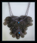 Pheasant Feathers Necklace