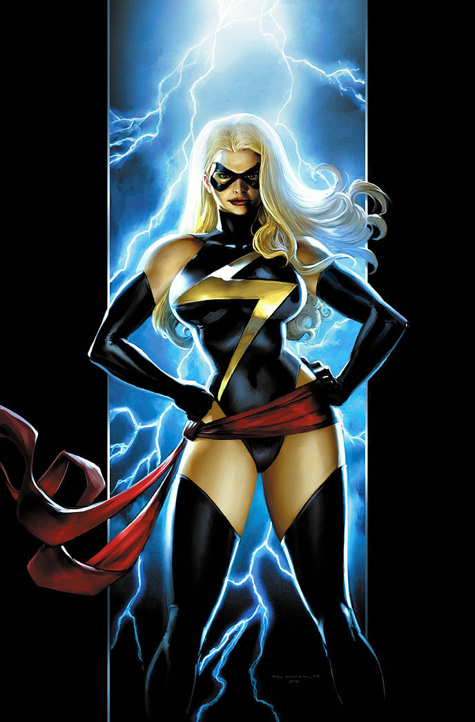 Ms Marvel by JPRart